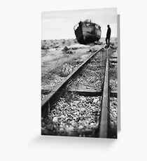 Dungeness 2 Greeting Card
