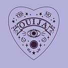 Ouija Heart Planchette by Wendy-Stephens