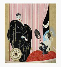 erte Photographic Print