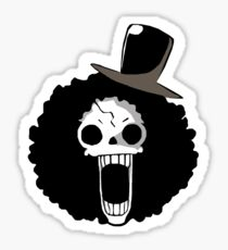 Skull joke! Yohohoho! Sticker