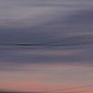 Lines Across the Sky II by Lynn Wiles