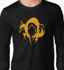 Metal Gear Solid - FOX Long Sleeve T-Shirt