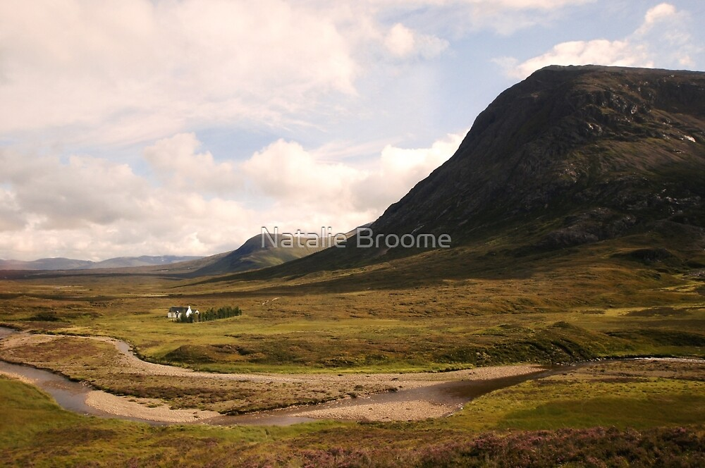Glencoe by Natalie Broome