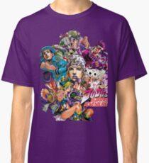 JoJo's Bizarre Adventure : Joestar Family Classic T-Shirt