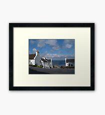 Port Charlotte, Islay Framed Print