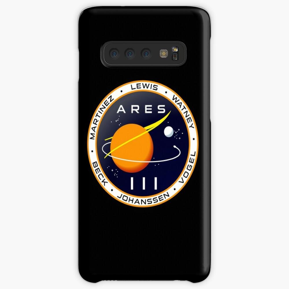 Misión Ares 3 a Marte - El marciano Fundas y vinilos para Samsung Galaxy