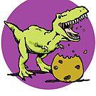 Cookiesaurus by sneercampaign