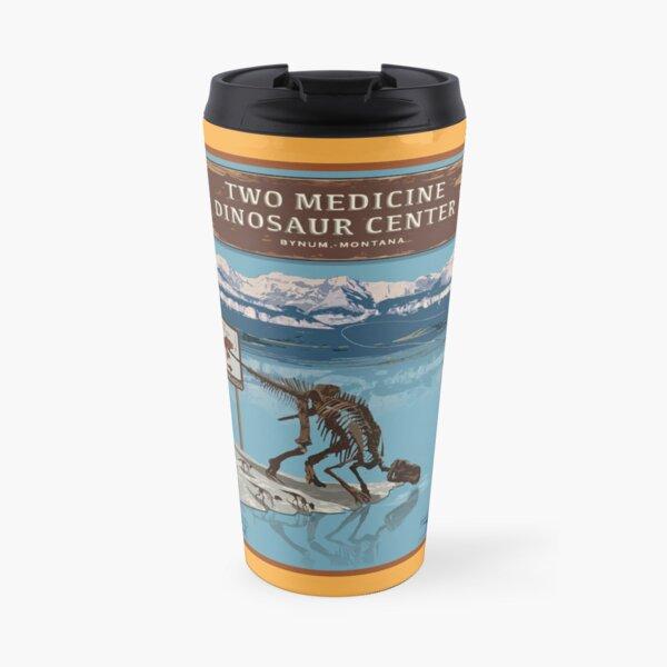 Two Medicine Dinosaur Center Travel Mug