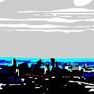 Auckland - Love This City by iskamontero