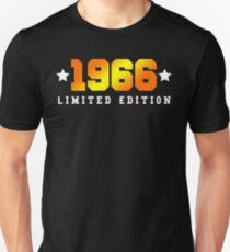 1966 Limited Edition Birthday Shirt T-Shirt