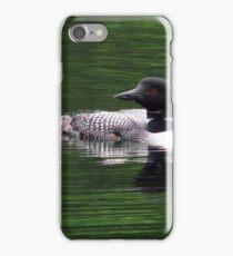 Loon- Northern Ontario iPhone Case/Skin