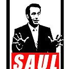 Better Call Saul - Saul (Obey) by Georg Bertram