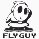 Fly Guy! by Baardei