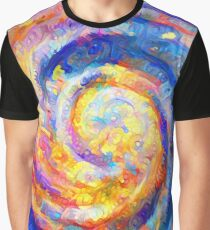 Abstract segmentation of phoenix Graphic T-Shirt
