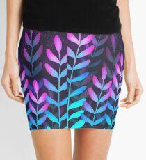Glowy foliage Mini Skirt