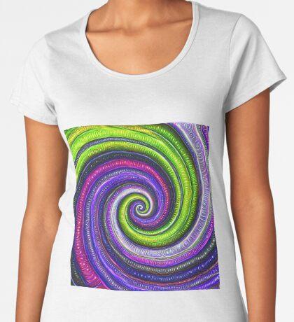 Source #DeepDream #Art Premium Scoop T-Shirt