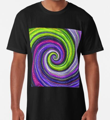 Source #DeepDream #Art Long T-Shirt