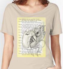 Jabberwocky Women's Relaxed Fit T-Shirt