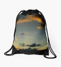 Patara Sunset Drawstring Bag