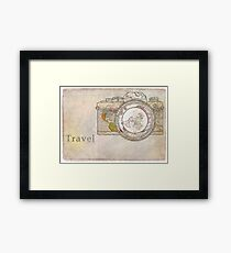 Travel Framed Print