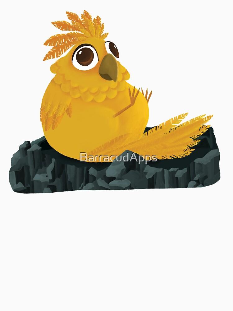 «Alicanto Or Oiseau» par BarracudApps