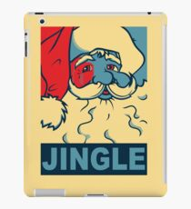 JINGLE iPad Case/Skin