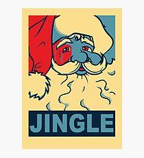 JINGLE Photographic Print