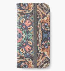 Vintage Symmetry Mandala iPhone Wallet/Case/Skin
