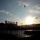Brighton Pier by Natalie Broome