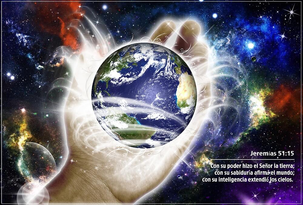 Creation - Spanish by kingdomfuel