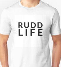 RUDD LIFE Paul Rudd T-Shirt
