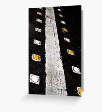 Crosswalk Greeting Card