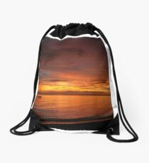 Philippine Sunset 2 Drawstring Bag