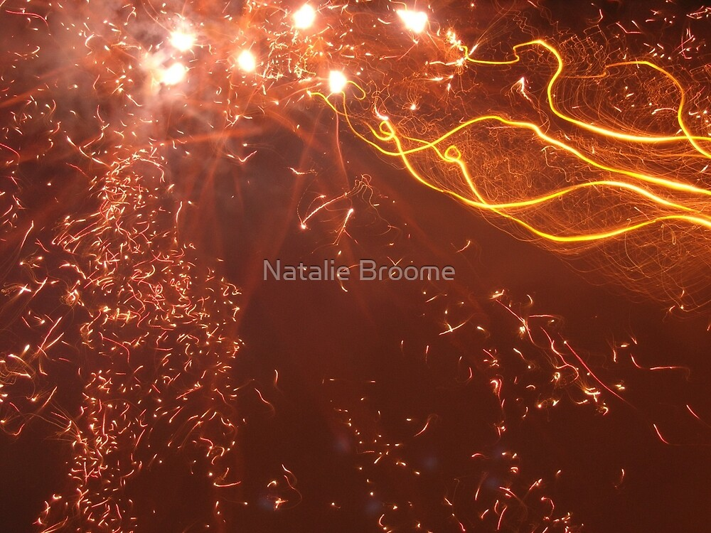 Firework 6 by Natalie Broome