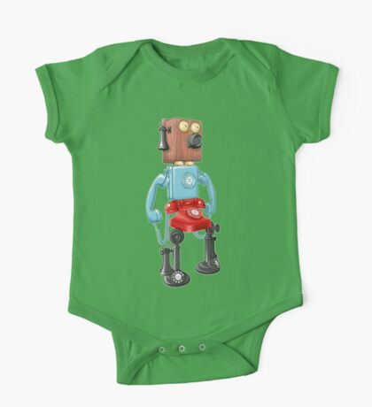 Smartphone Bot 8000 Kids Clothes