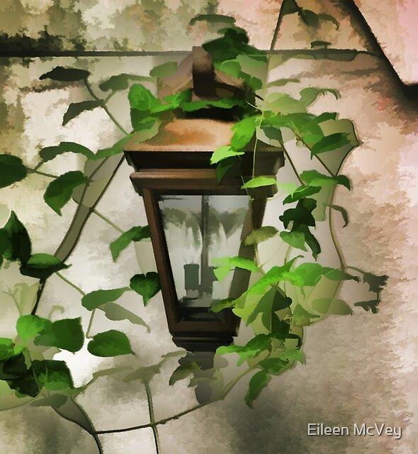Lantern on the Wall by Eileen McVey