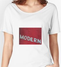 Modern Women's Relaxed Fit T-Shirt