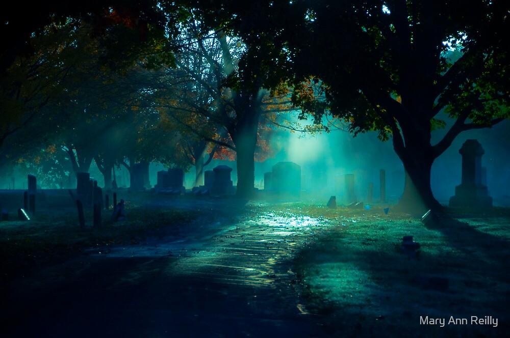 Cemetery by Mary Ann Reilly