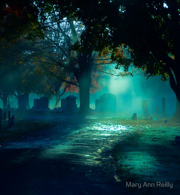 Cemetery by Mary Ann Reilly