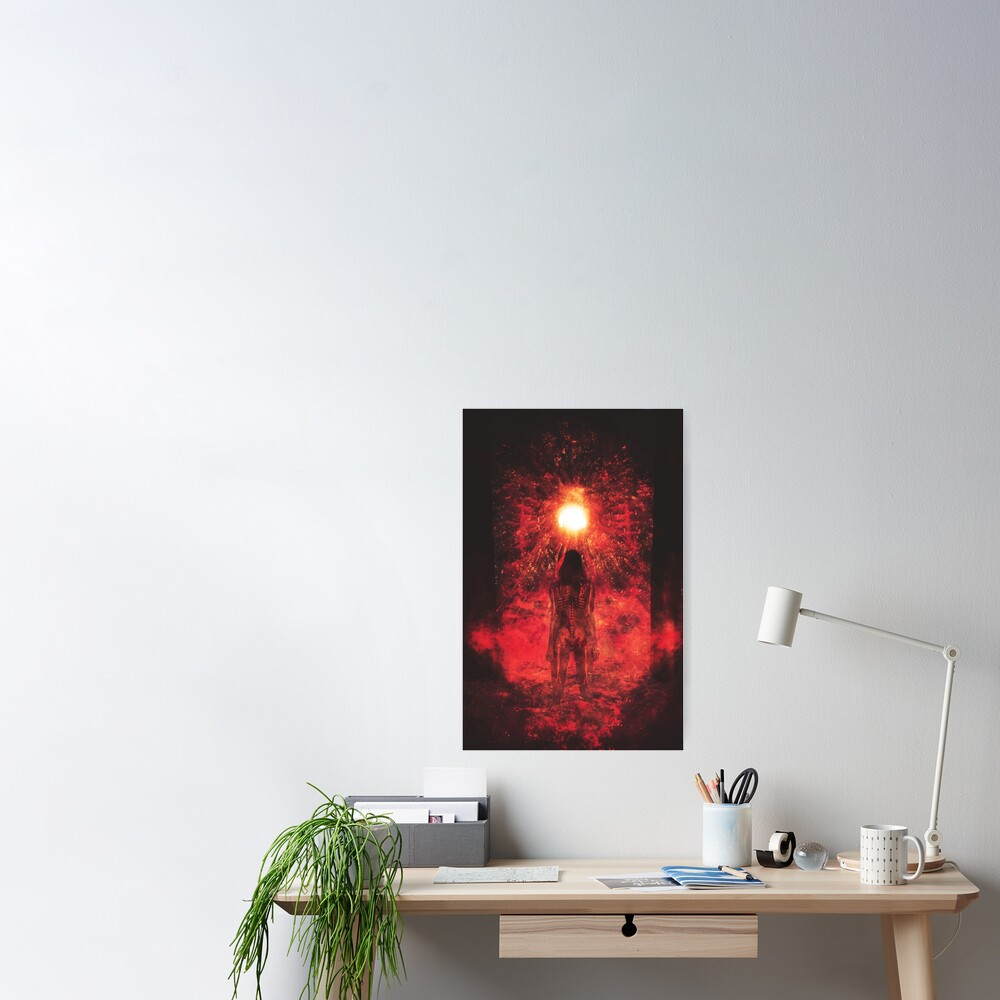 Wither Star Poster