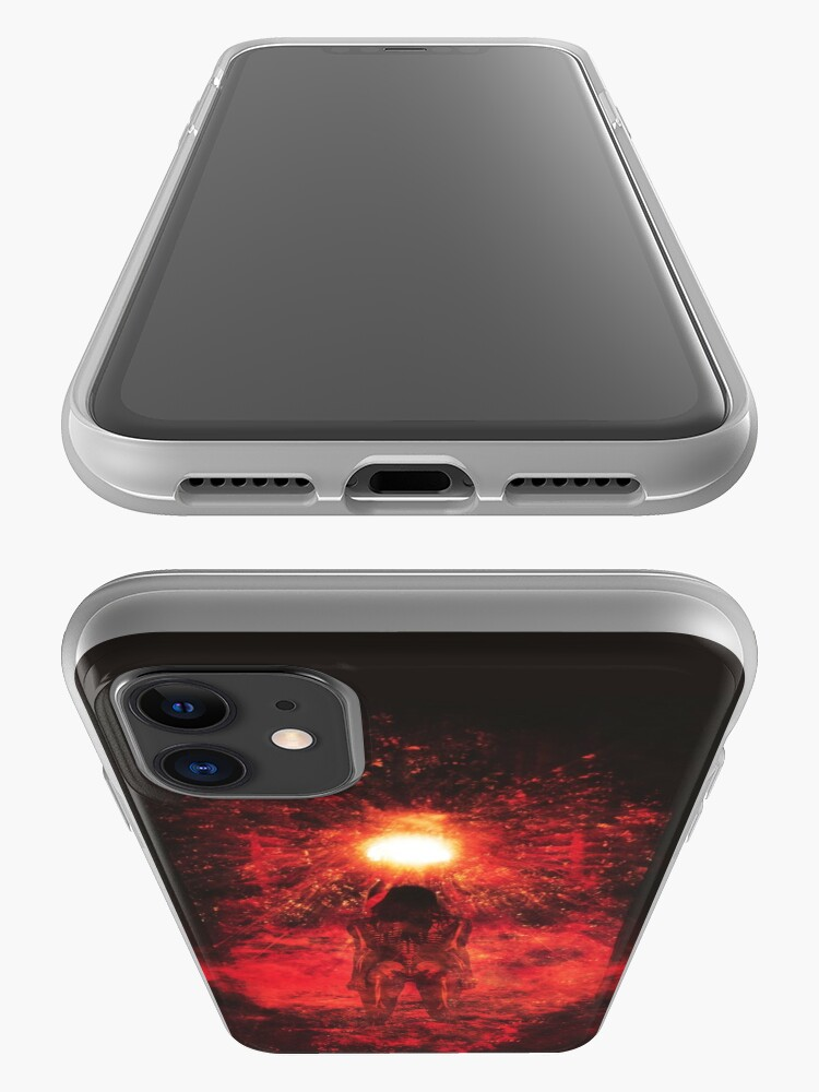 Alternate view of Wither Star iPhone Case & Cover