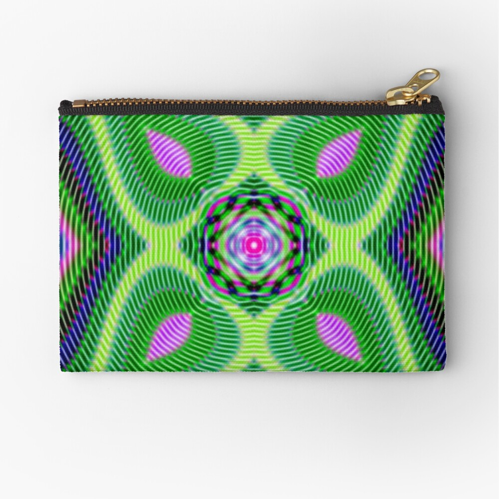 Untitled Zipper Pouch