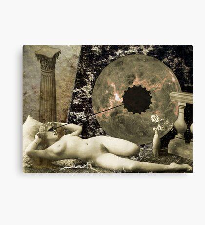 the birth...or death...of Venus Canvas Print