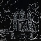 Lunenburg Haunted House by Kevin Cameron