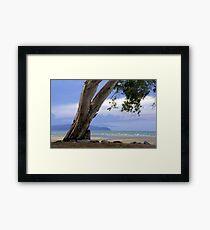 Shoal Point - Mackay Framed Print