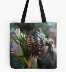 Bow your head Tote Bag