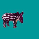 Baby Tapir by sneercampaign