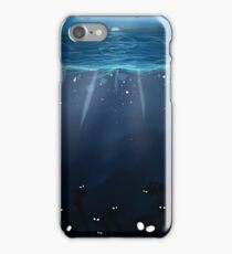 in the deep  iPhone Case/Skin