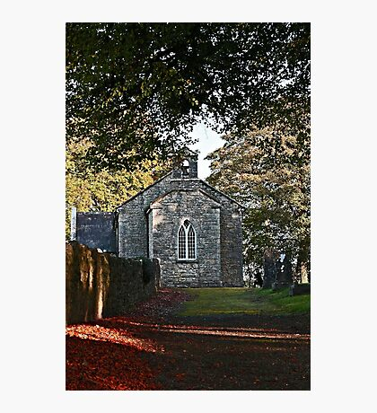 Sunday Worship Photographic Print