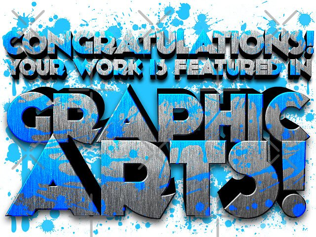 Graphic Arts feature banner. by R-evolution GFX